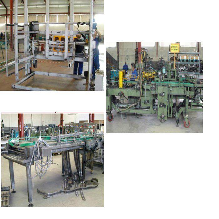 Montaje, mantenimiento, reparación y modificación: Nuestros Proyectos de COMAEM S.A.