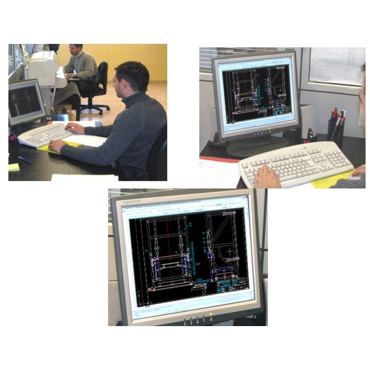 Asistencia técnica: Nuestros Proyectos de COMAEM S.A.