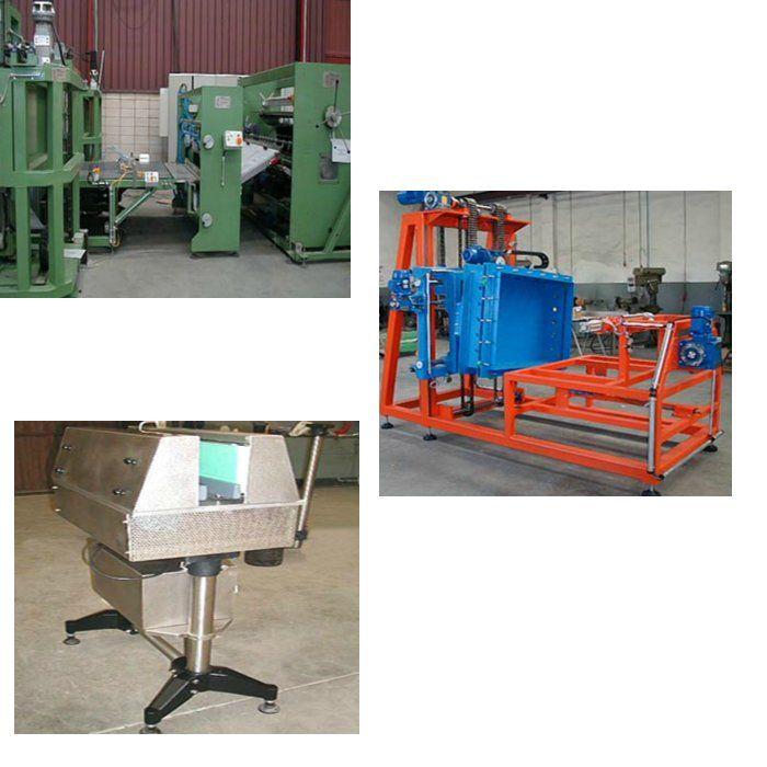 Desarrollo y fabricación de proptotipos: Nuestros Proyectos de COMAEM S.A.