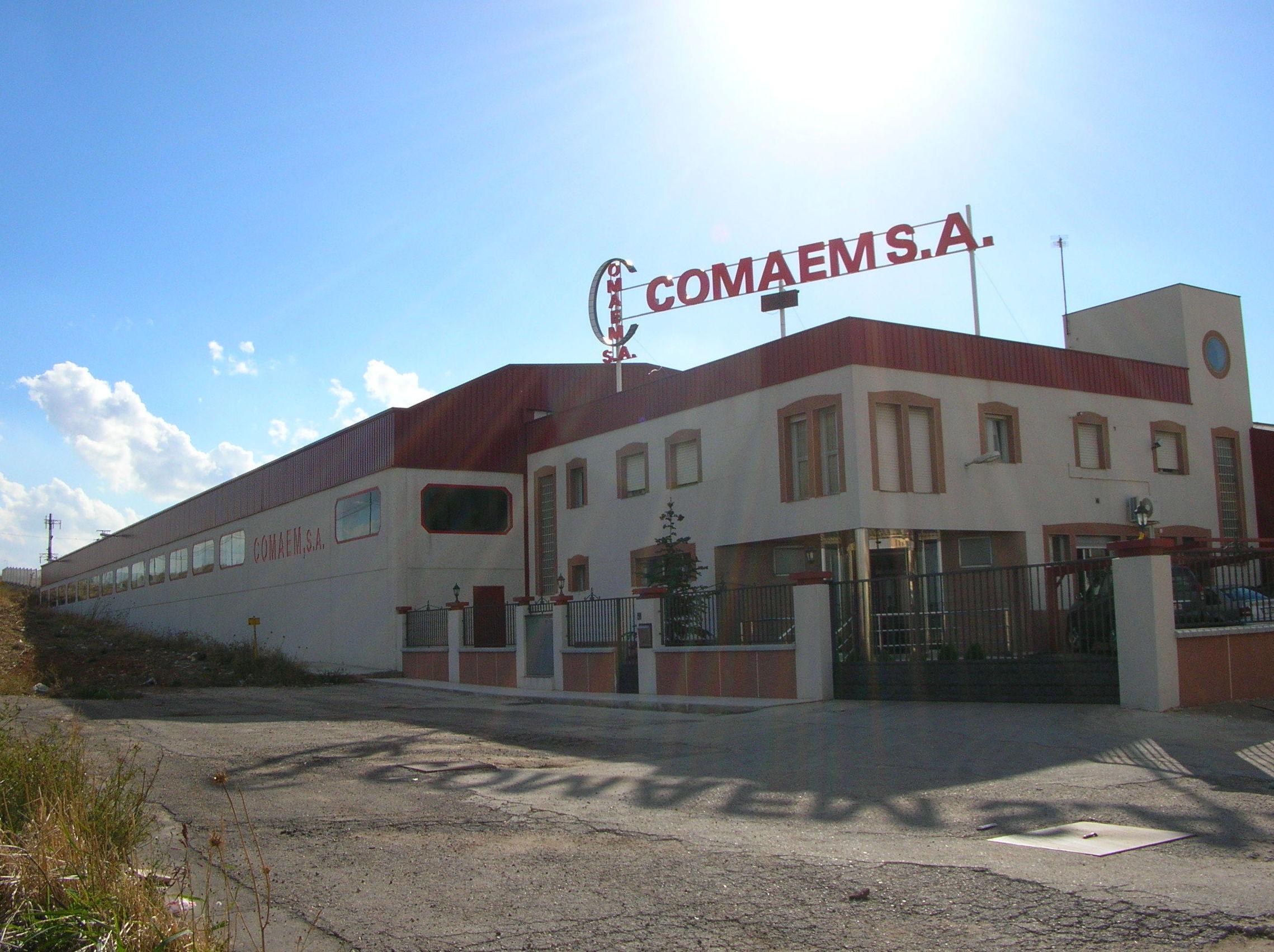Instalaciones: Nuestros Proyectos de COMAEM S.A.