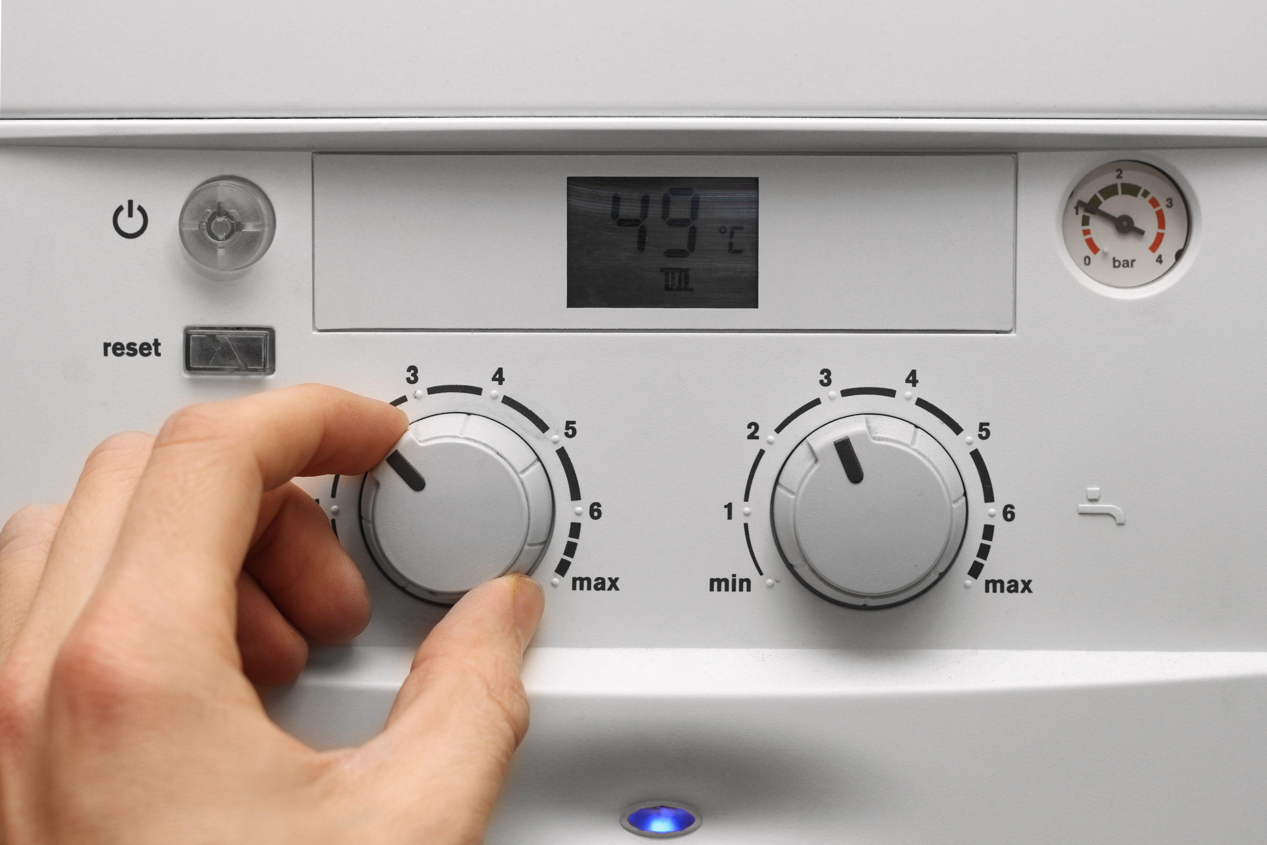 Instalación calderas, calentadores y termos: Servicios de Seymar Tenerife