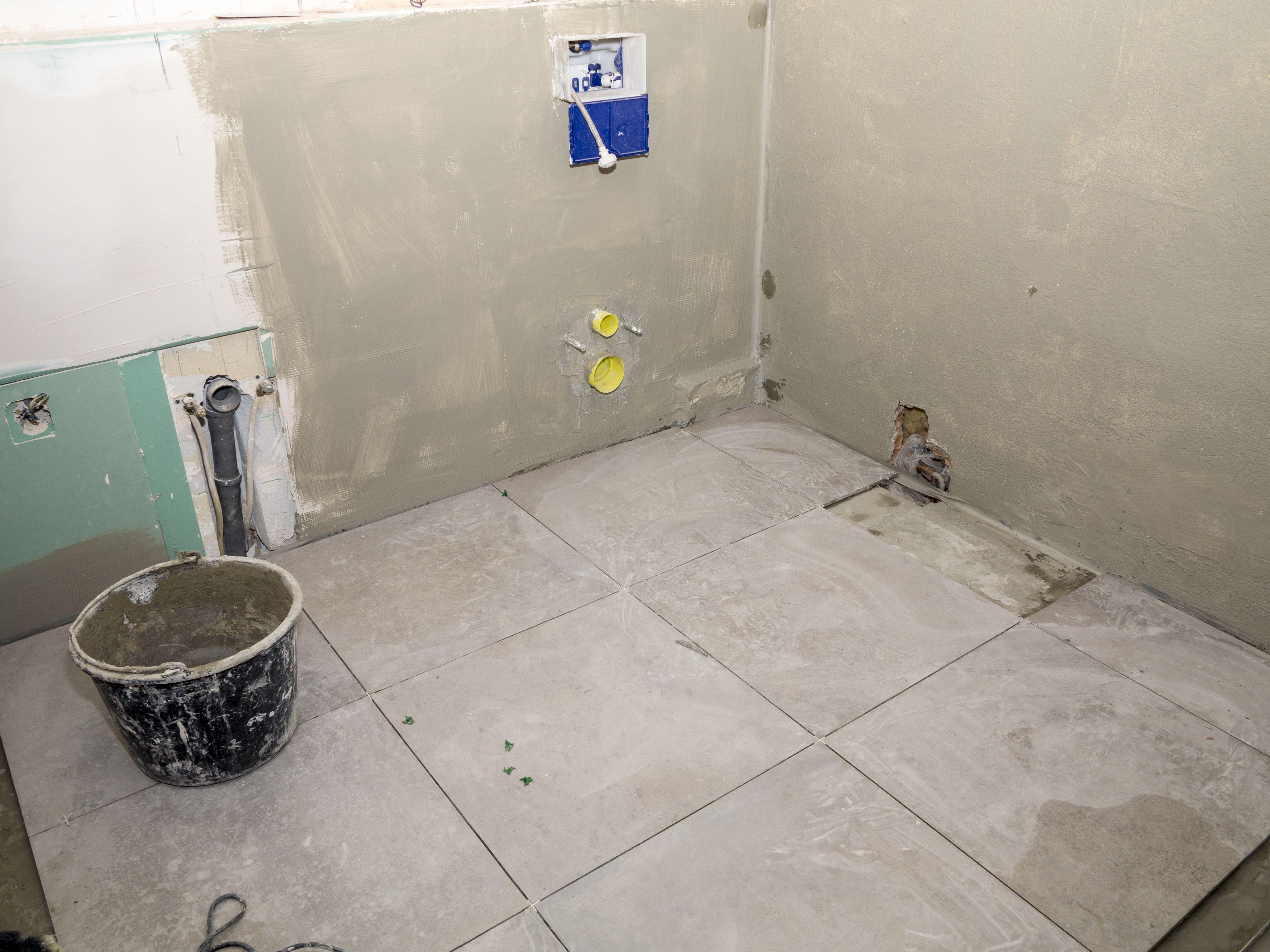 Reformas cuartos de baños: Servicios de RB Obras y Servicios