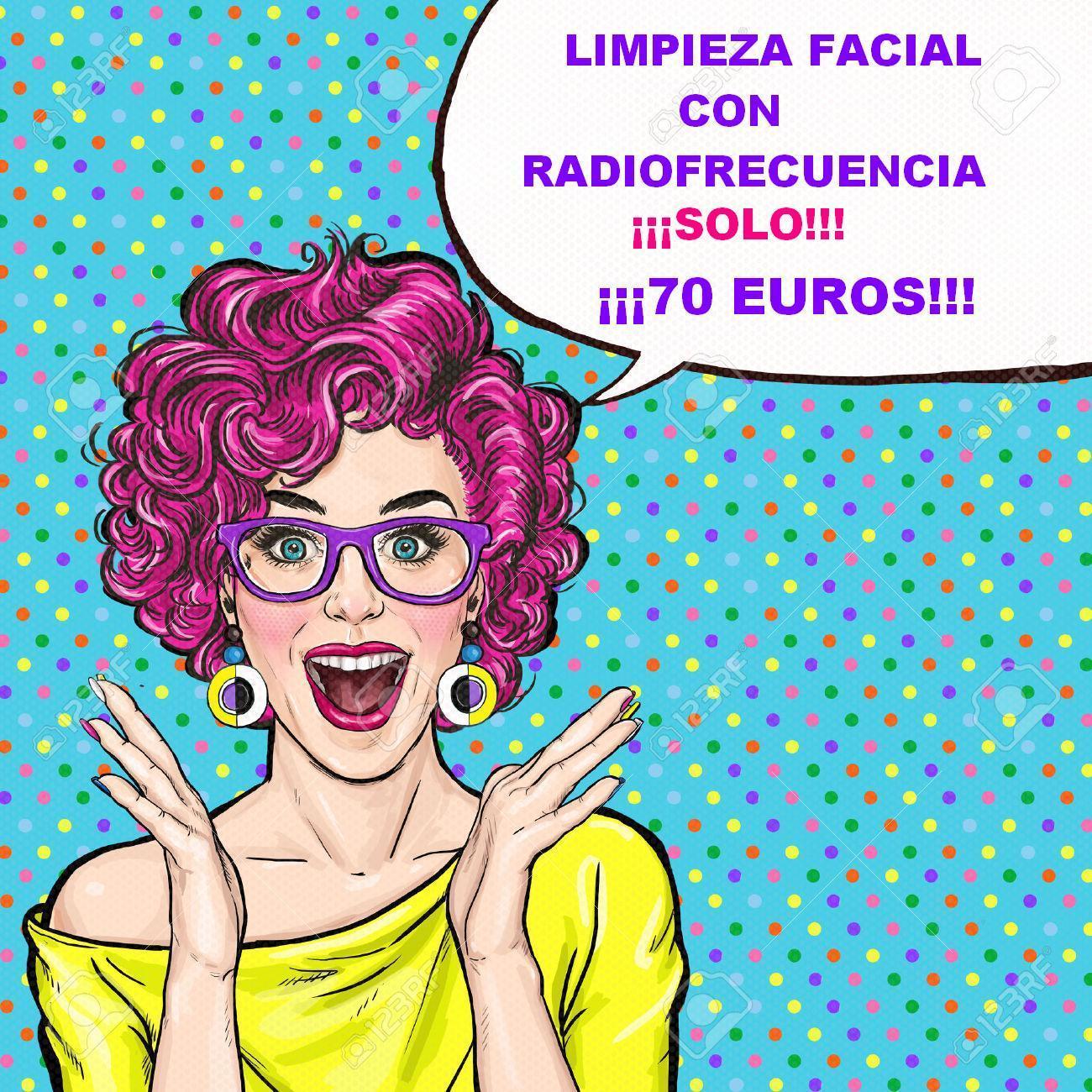 Luce tu mejor cara con nuestra tratamiento facial por solo 70 euros