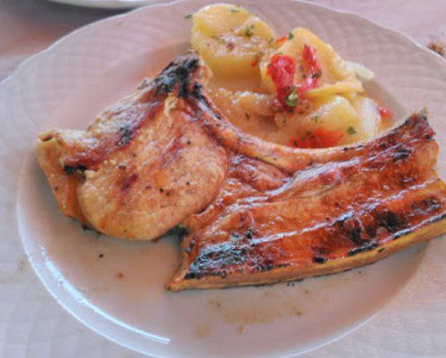 Carnes a la brasa: Carta de Restaurante La Parrilla