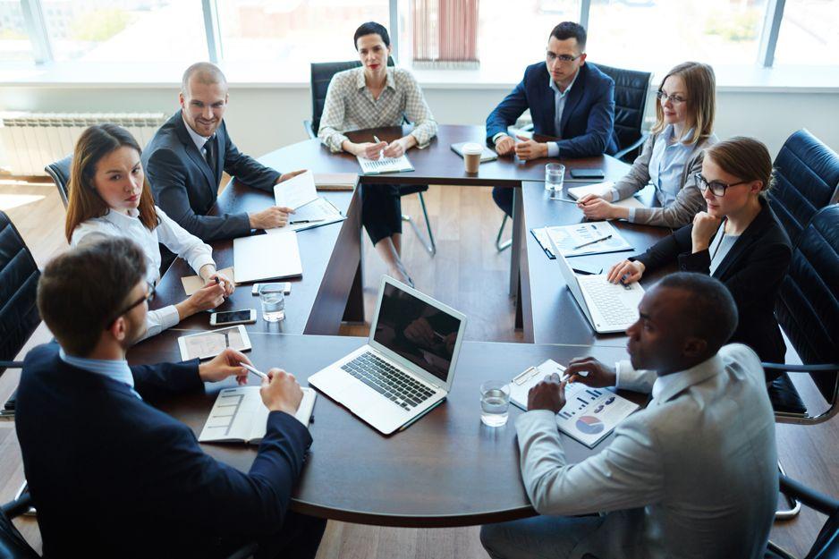 Asesoramiento y soporte para equipos de dirección y ejecutivos