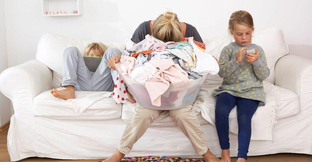 Los maridos estresan a las mujeres 10 veces más que los hijos