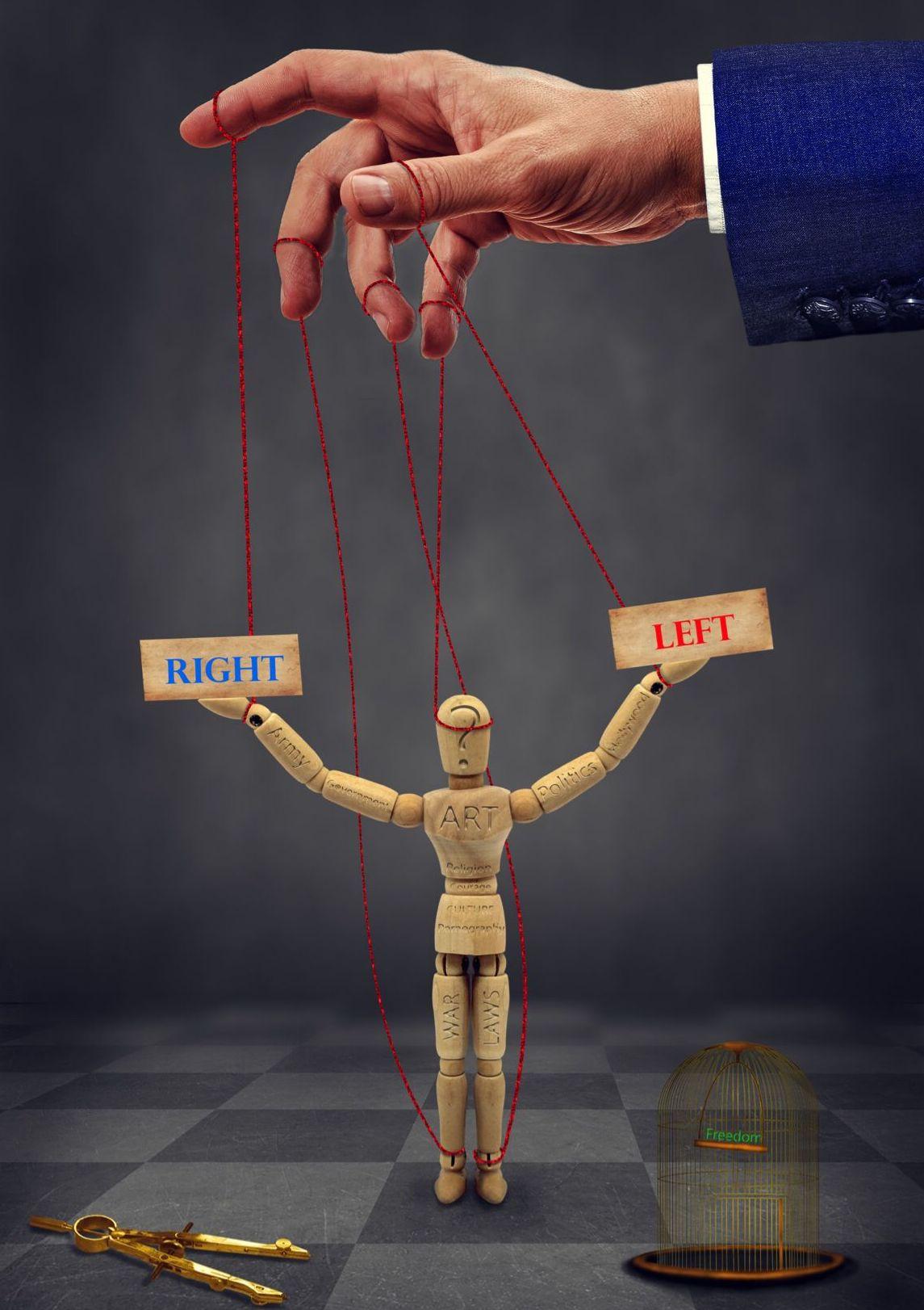 """Personas controladoras y posesivas: Cuando el """"único"""" camino es la imposición"""
