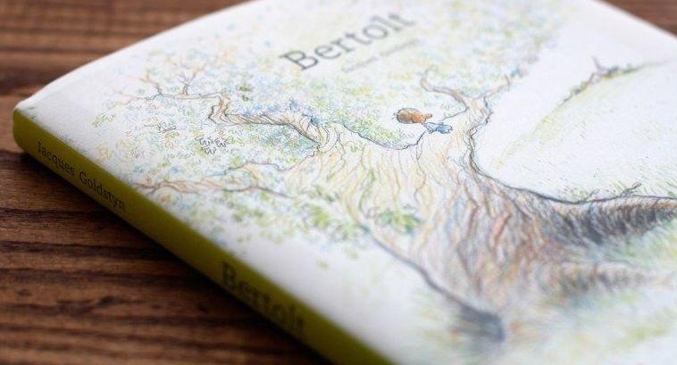 Bertolt: Una tierna historia ilustrada sobre el amor, la soledad y la pérdida