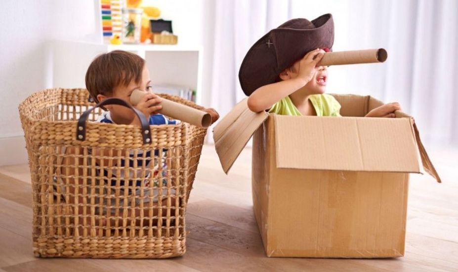 Cuantas menos cosas haga un juguete, más cosas hará la mente del niño