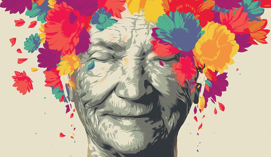 Resume el terrible avance del Alzheimer de su madre en una imagen conmovedora