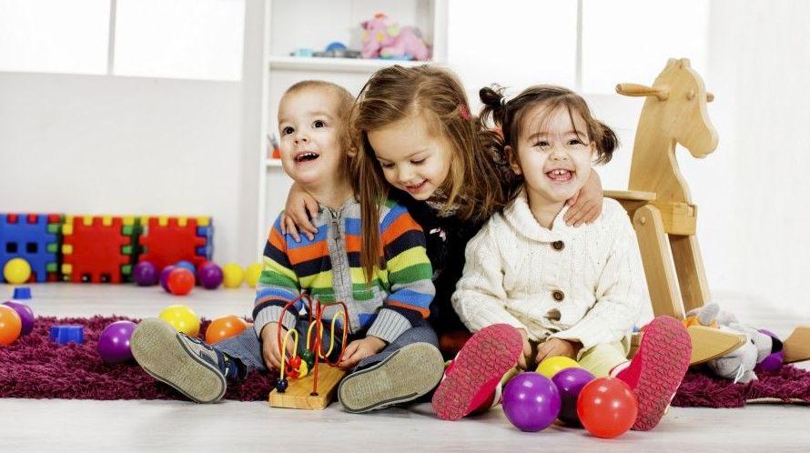 """Los niños pequeños """"absorben"""" la personalidad de sus amigos"""