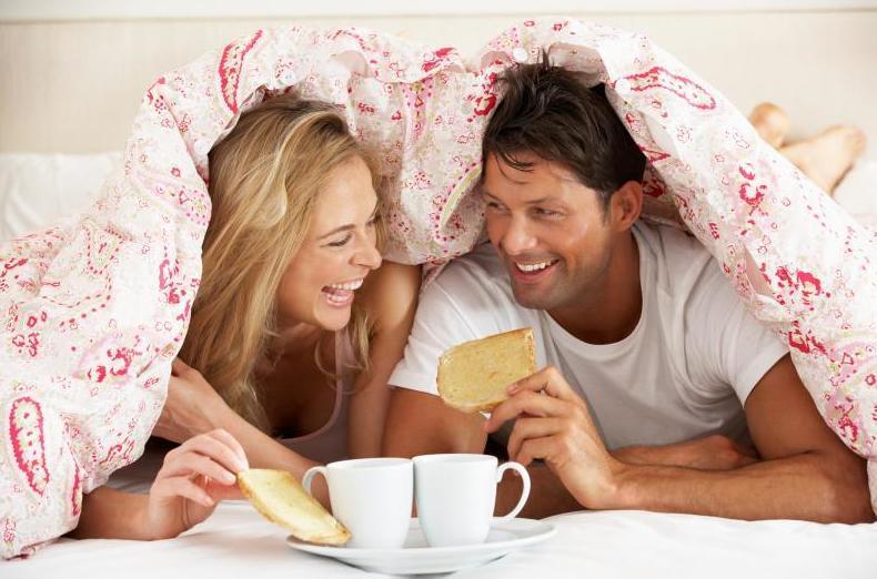 Las parejas felices y estables suelen engordar, según la ciencia.