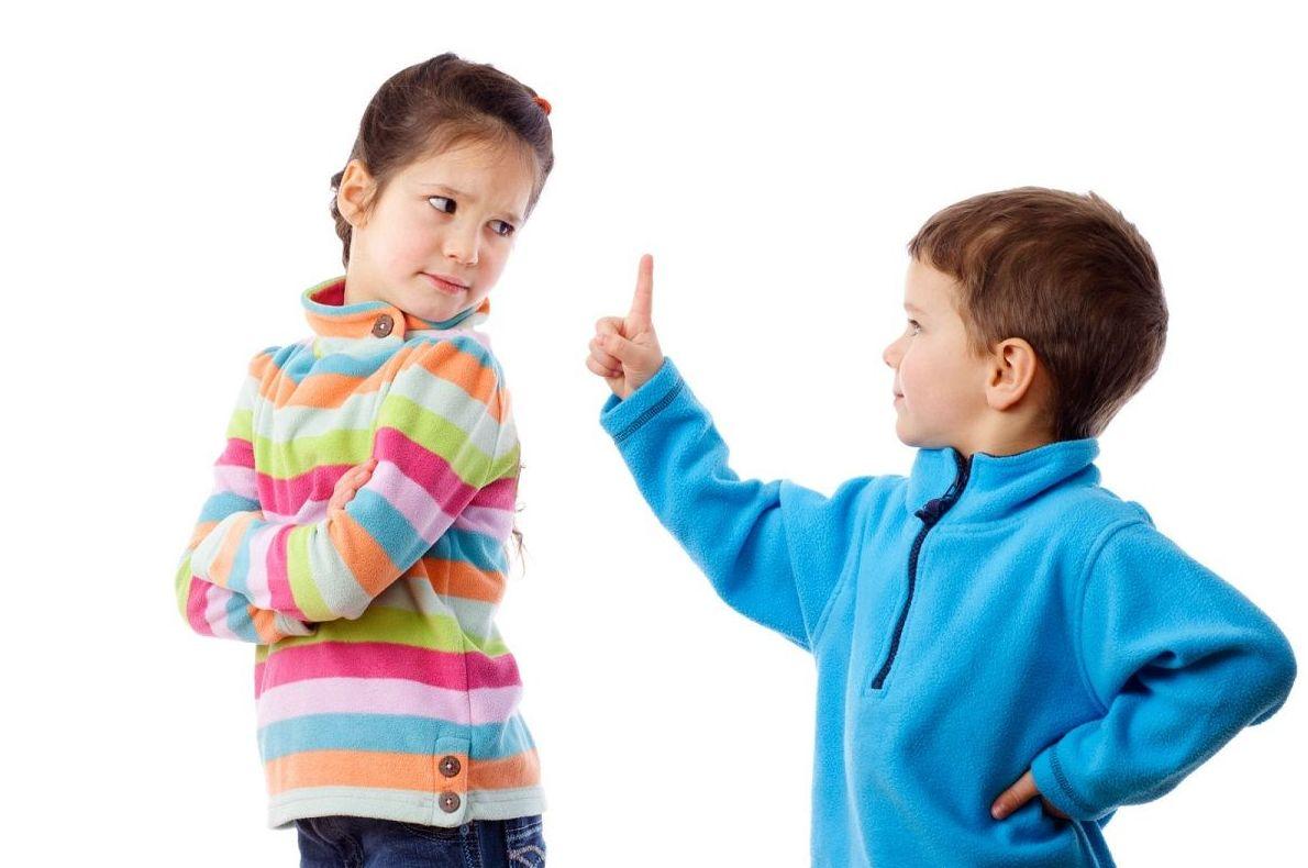 Niños, ¡discutid más!
