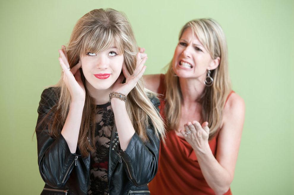 """El cerebro de los adolescentes se """"desconecta"""" cuando las madres los reprenden o critican"""