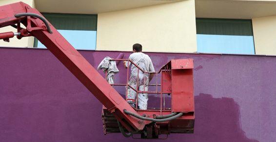 Pintura de exterior de viviendas, pisos, chaléts...