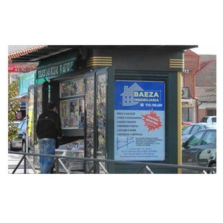 Kioscos: Servicios de V5 Publicidad