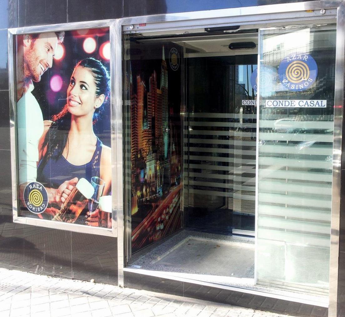 Centros comerciales: Servicios de V5 Publicidad