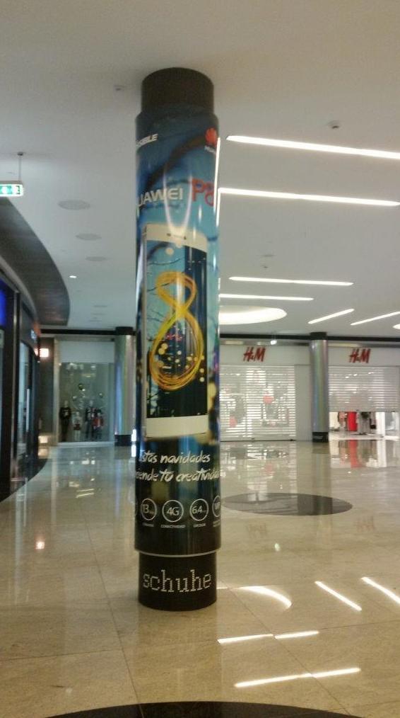 V5 Publicidad, Madrid