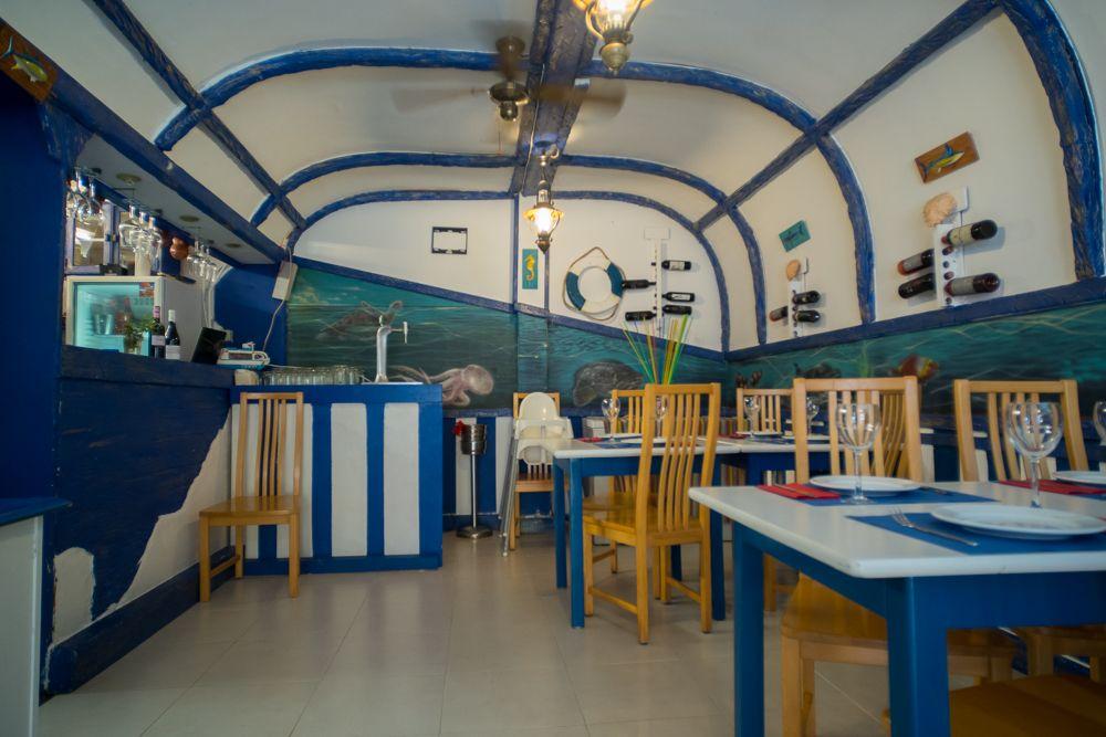 Interior La Marcelina Corralejo