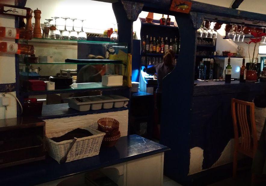 Excelente restaurante en Corralejo