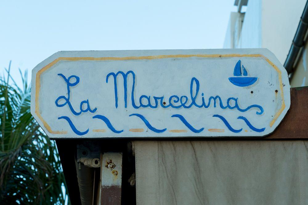 Cartel La Marcelina Corralejo