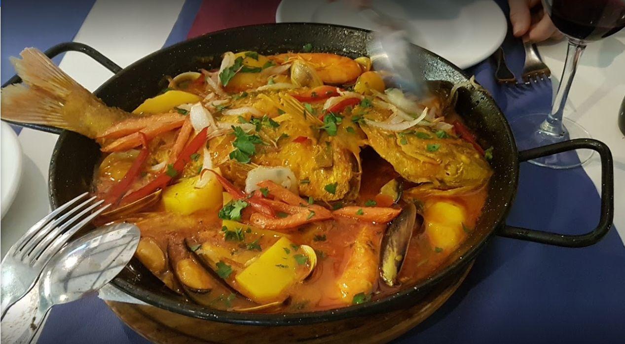 Comida casera canaria