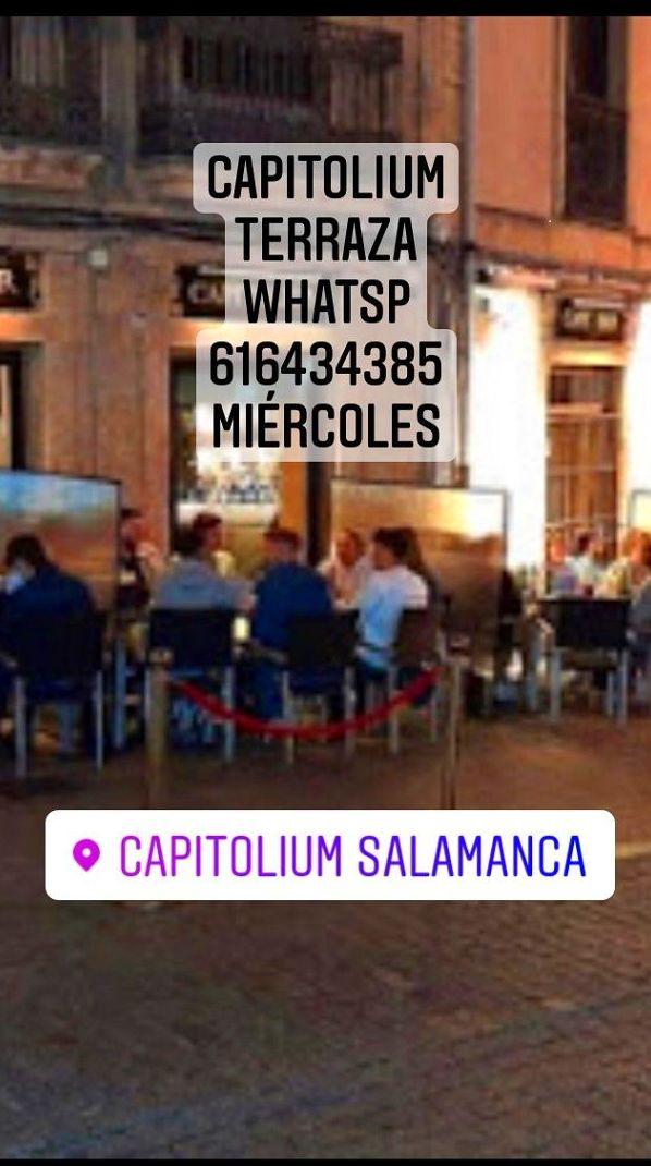 Foto 2 de Pubs y bares de copas en    Capitolium Salamanca