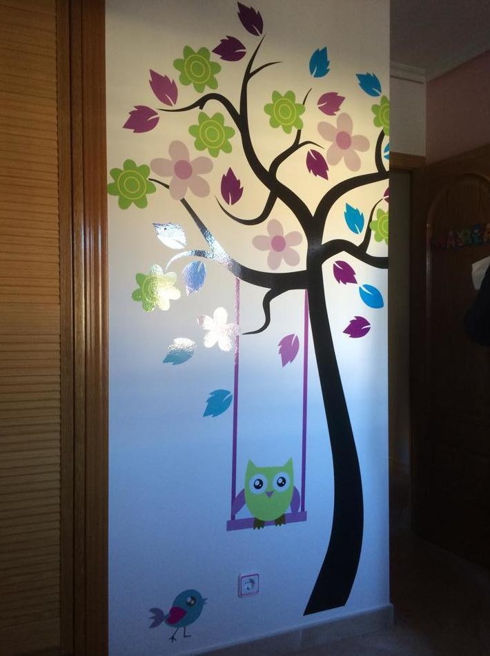 Mural para habitación