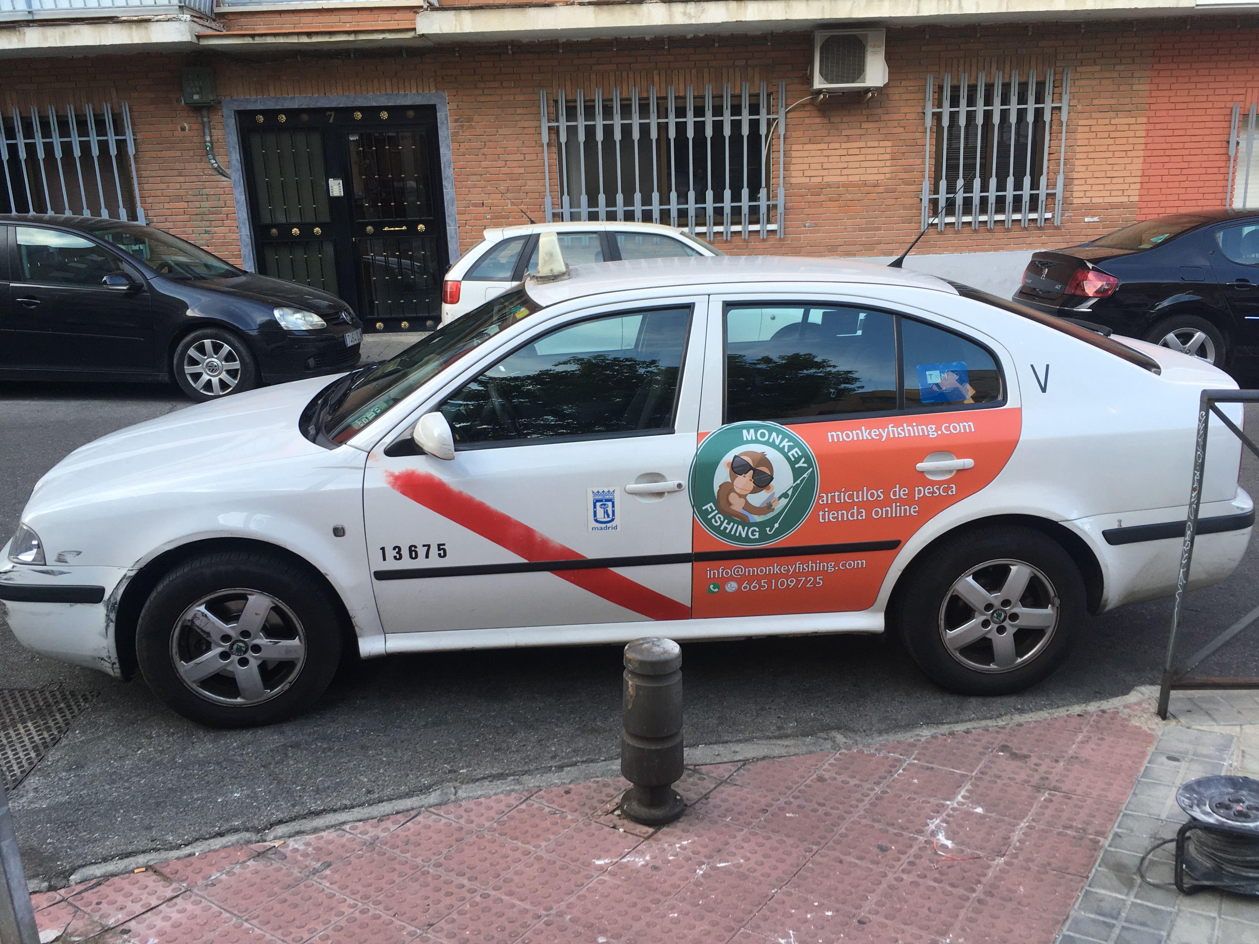 Foto 85 de Rotulación y señalización en Rivas Vaciamadrid | JMCRotulos
