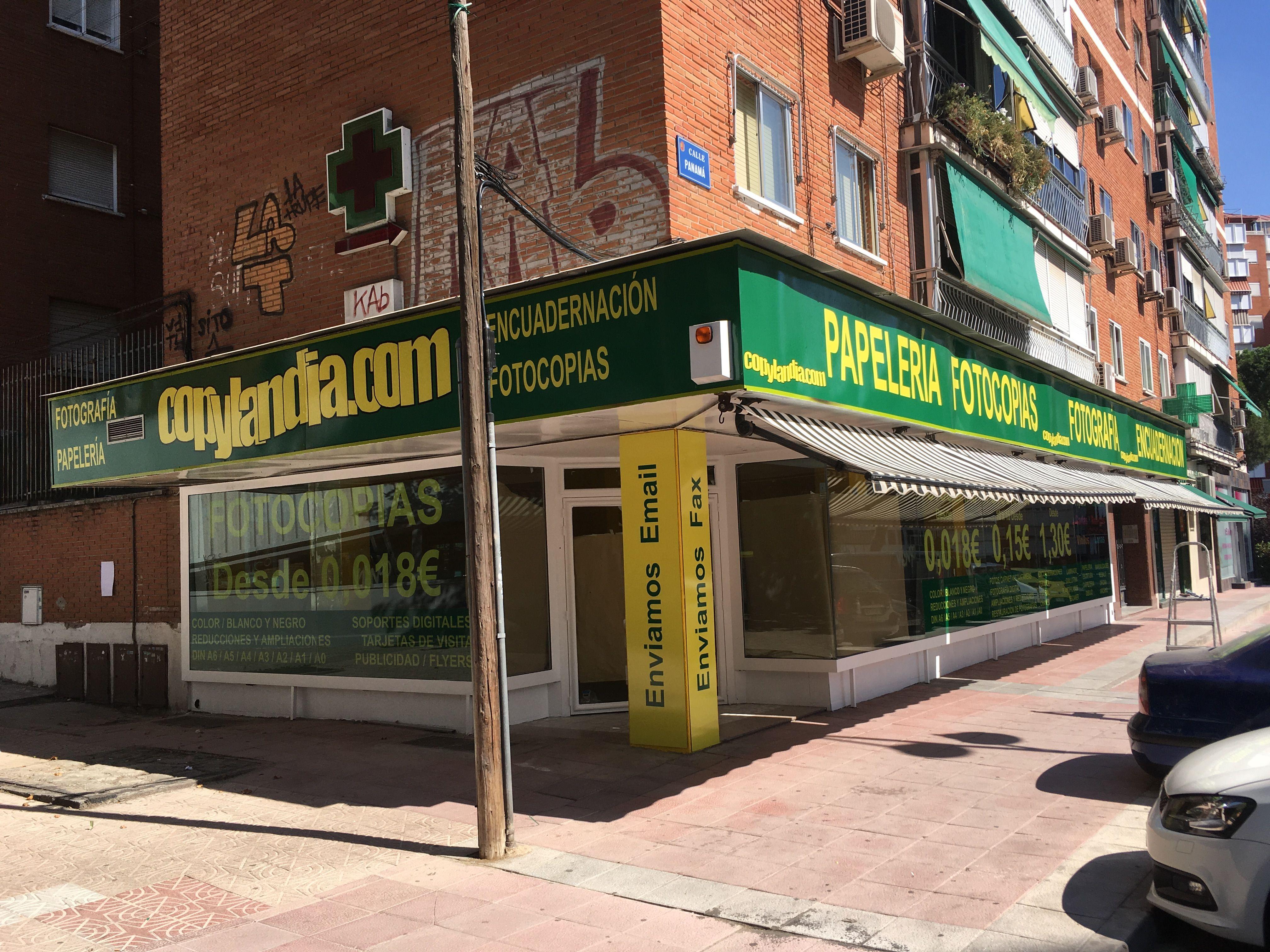 Foto 41 de Rotulación y señalización en Rivas Vaciamadrid   JMCRotulos