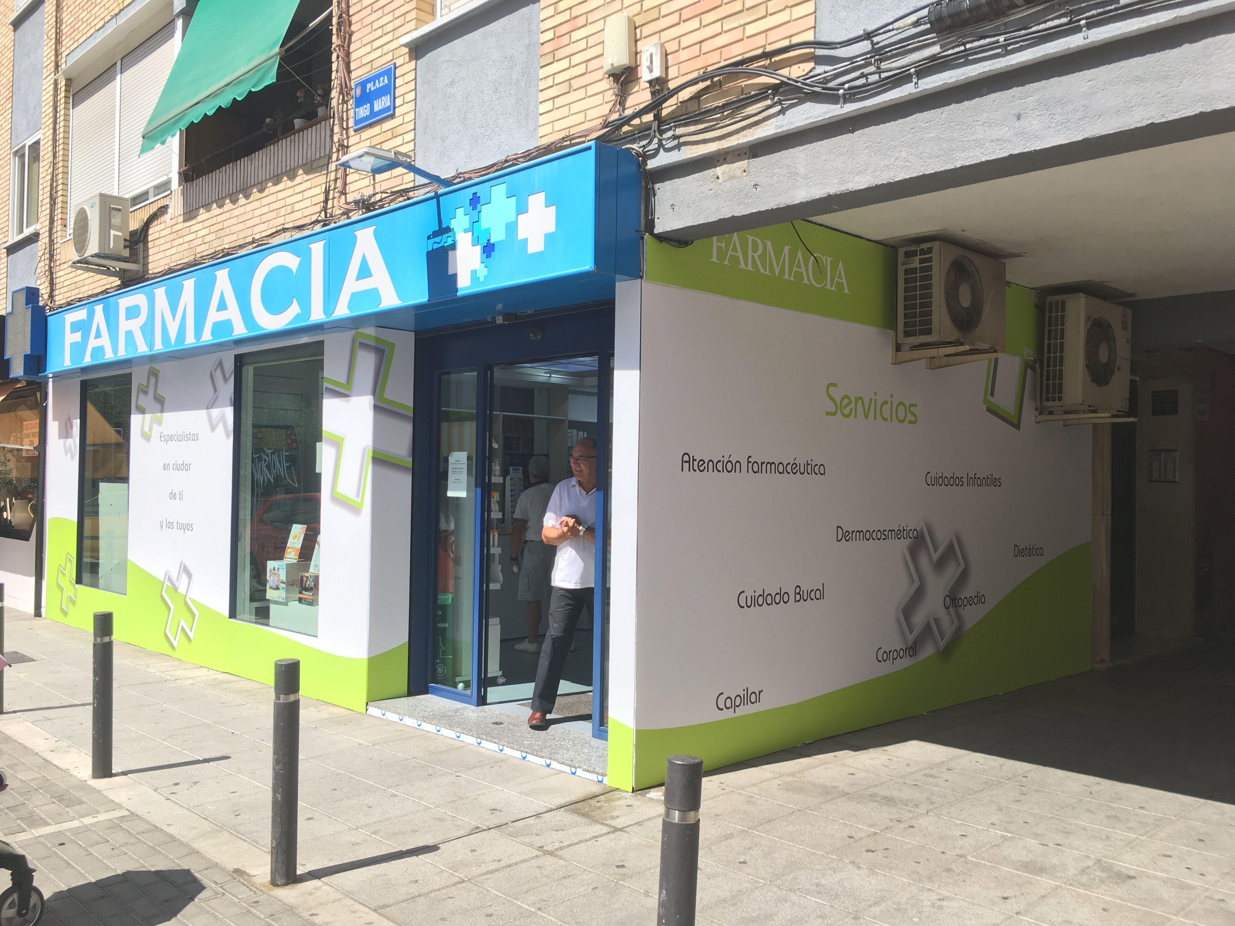 Foto 43 de Rotulación y señalización en Rivas Vaciamadrid | JMCRotulos