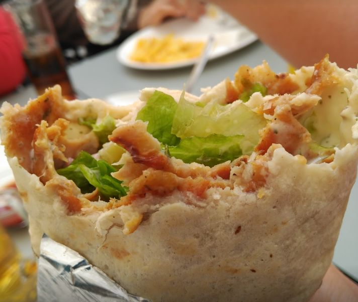 Kebab para llevar Puerto de la Cruz