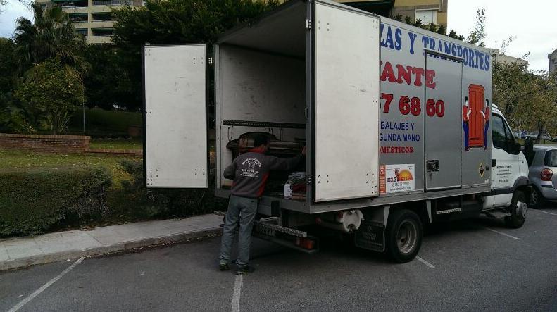 Transportes Málaga