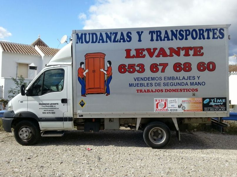 Transportes en Málaga