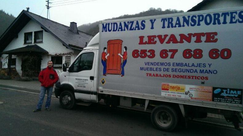 Mudanzas Nerja, servicios para todo Málaga