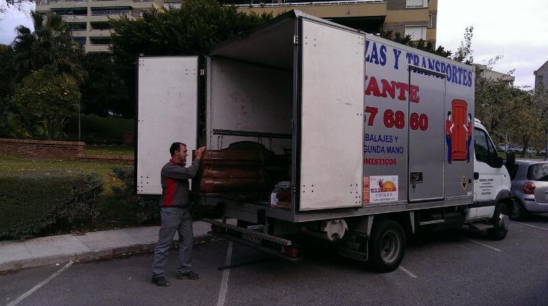 Cajas embalaje Málaga