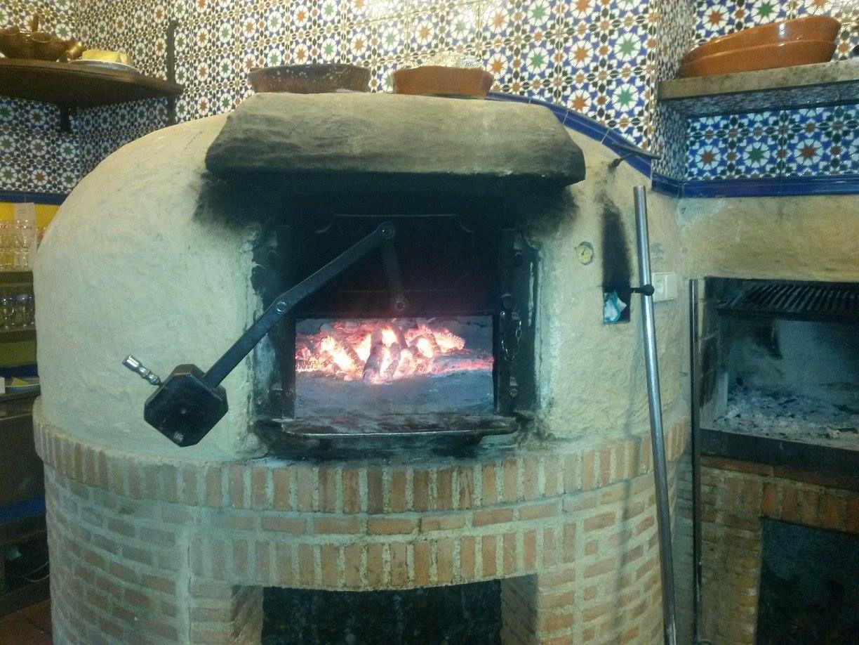 Restaurante asador en Bustarviejo