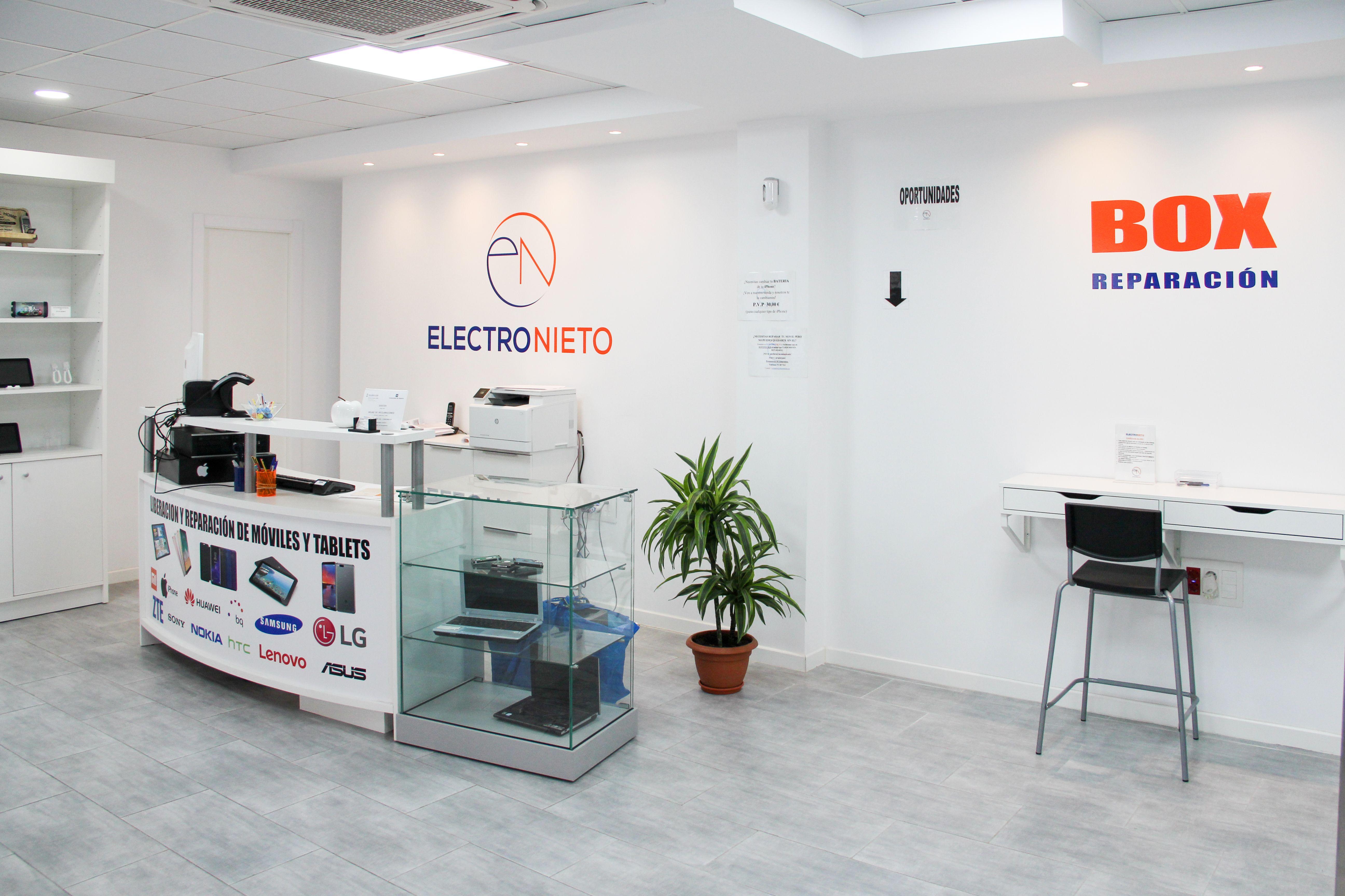 Interior Electronieto
