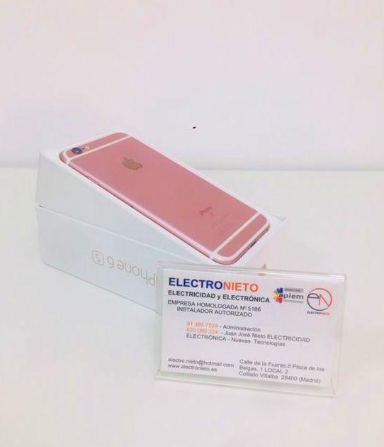 Smartphone: Servicios de Electronieto