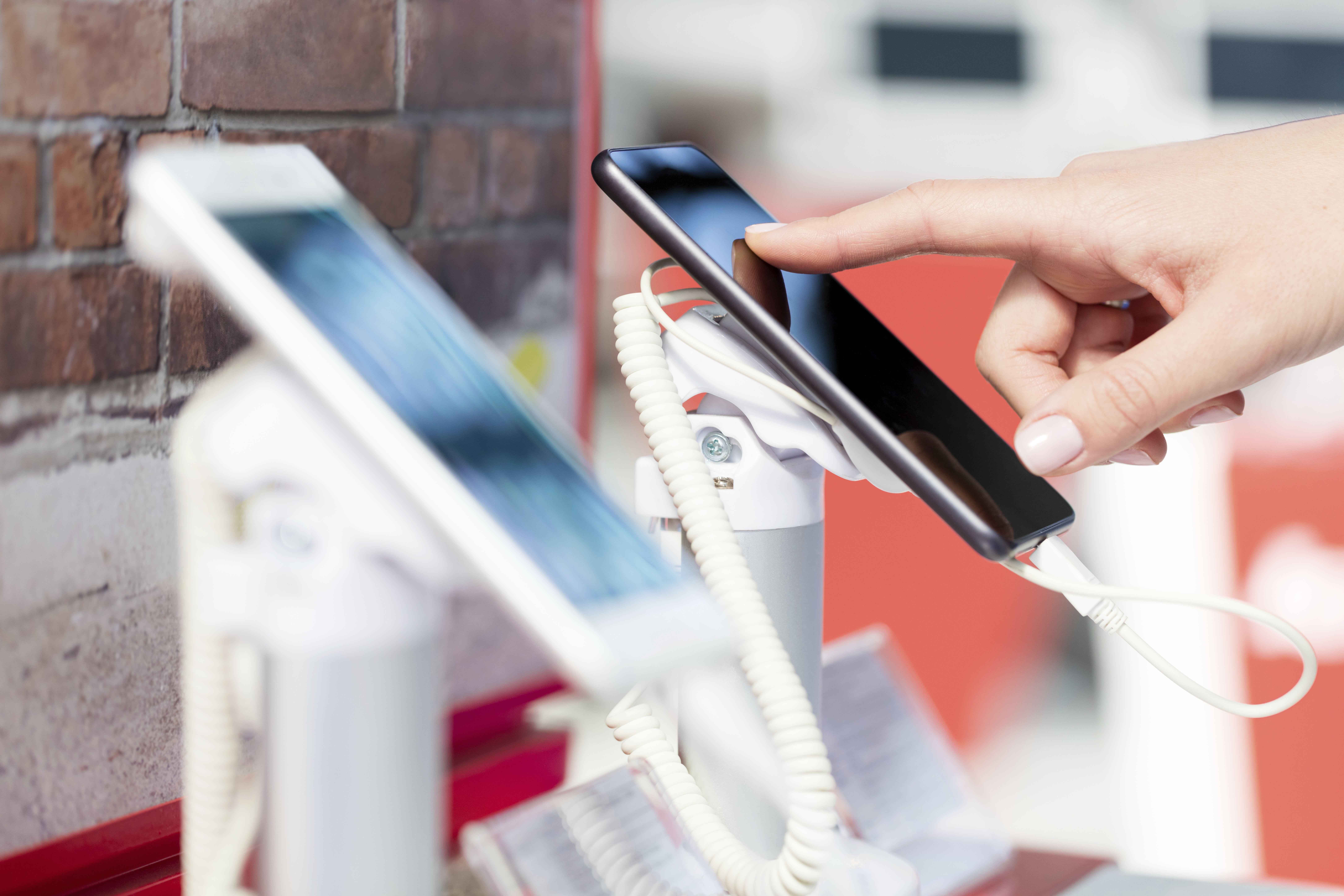 Tienda de móviles en Collado Villalba