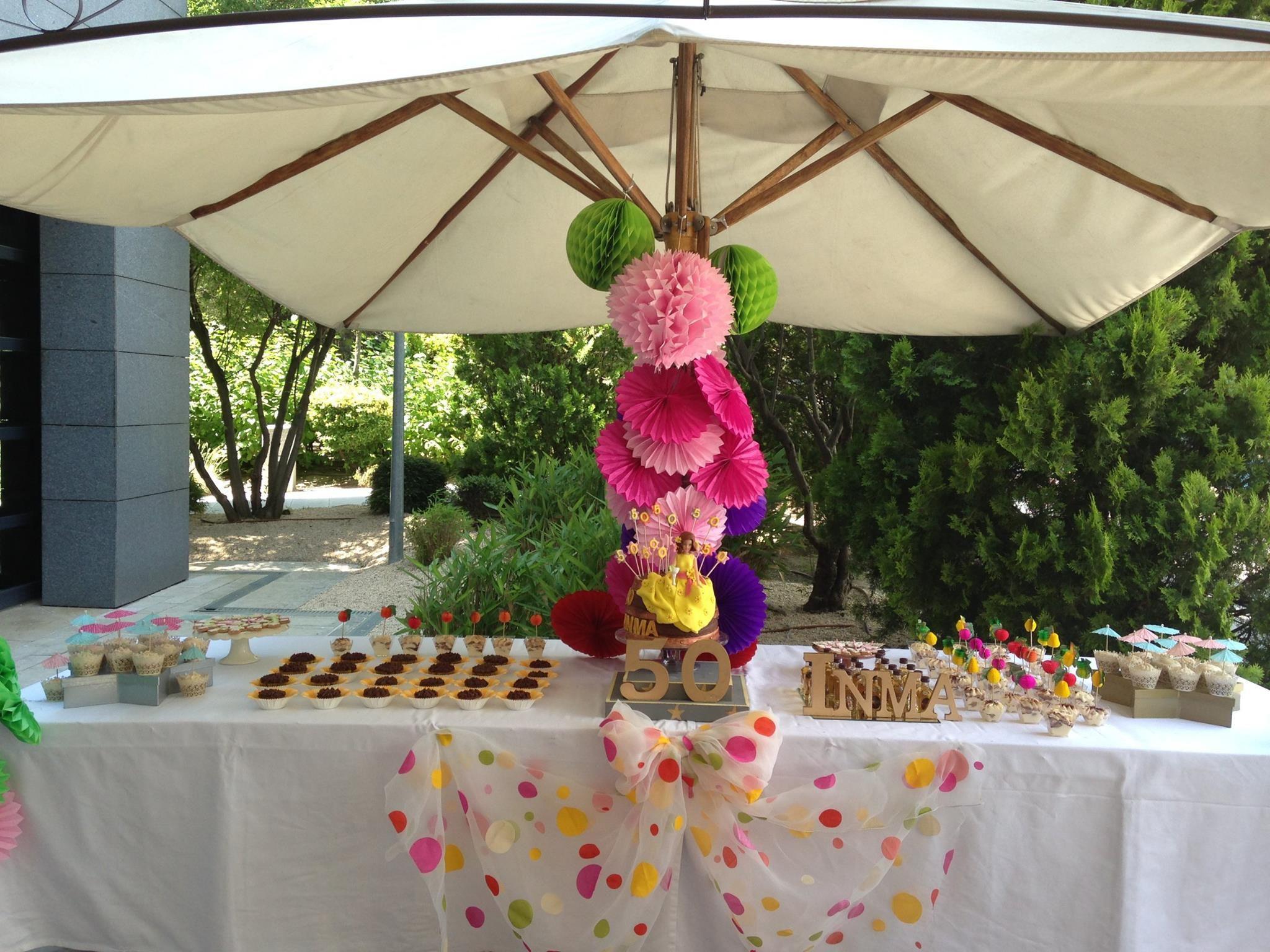 Foto 6 de Tartas personalizadas y mesas dulces en  | Con T de Tarta
