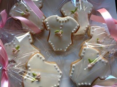 Galletas decoradas: Nuestras tartas de Con T de Tarta