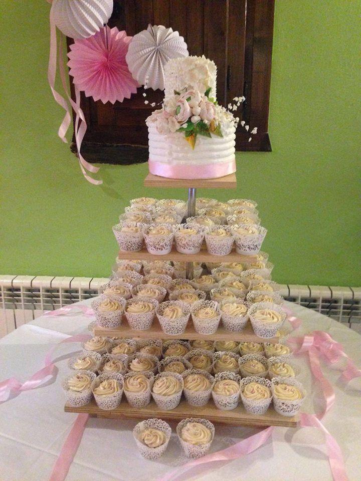 Cupcakes: Nuestras tartas de Con T de Tarta