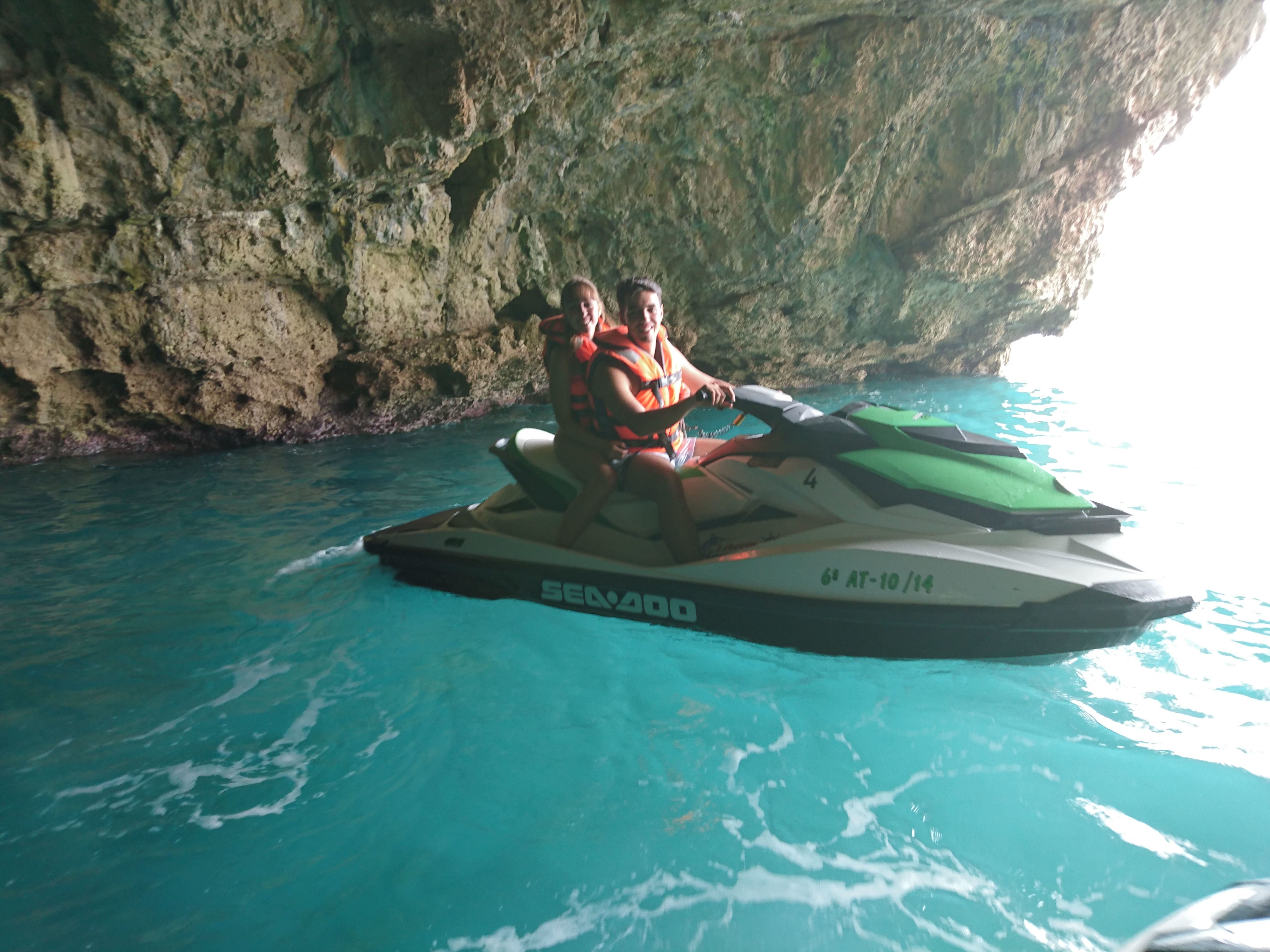 Actividades acuáticas en Tarragona