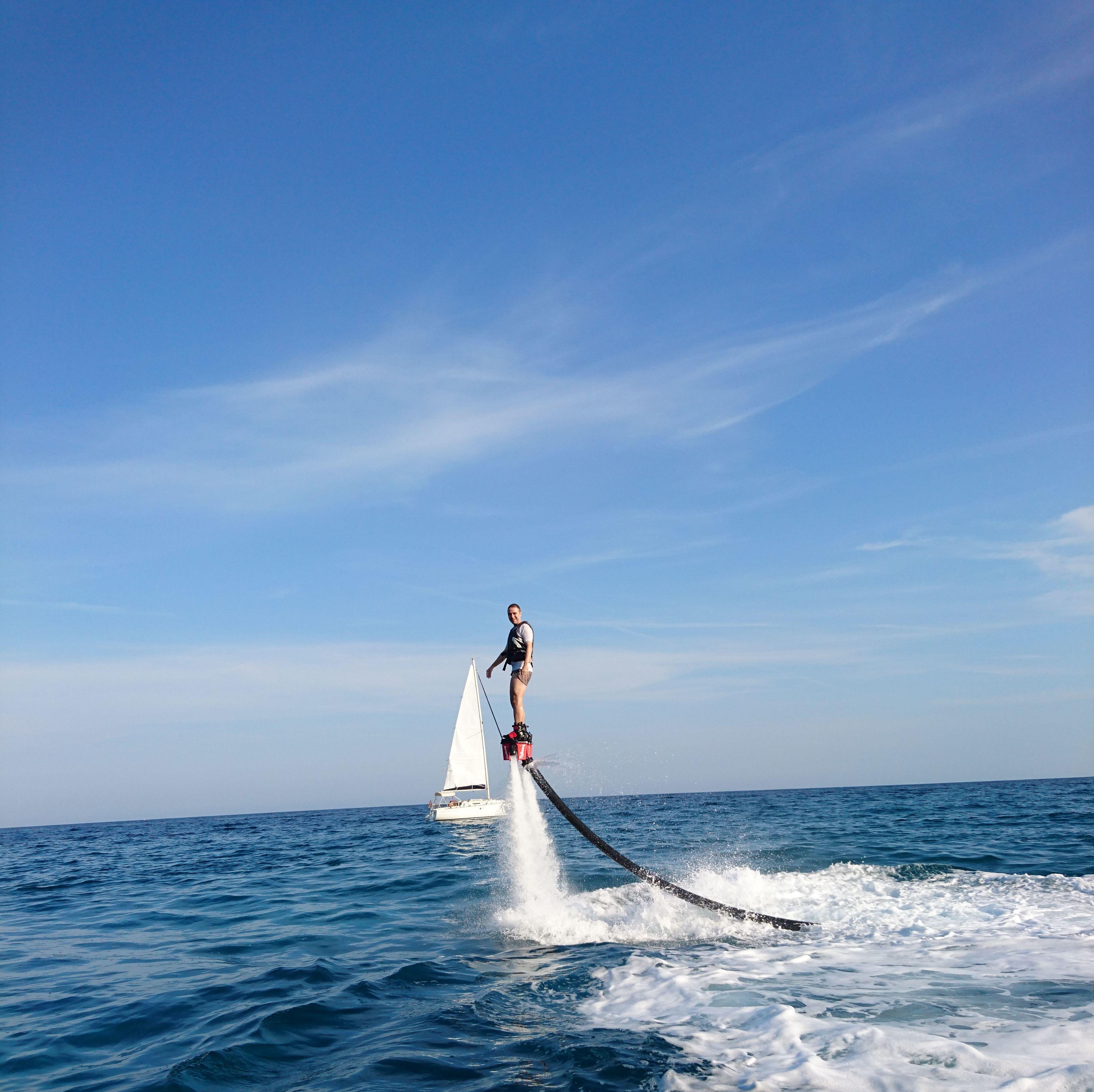 Flyboard  en Tarragona