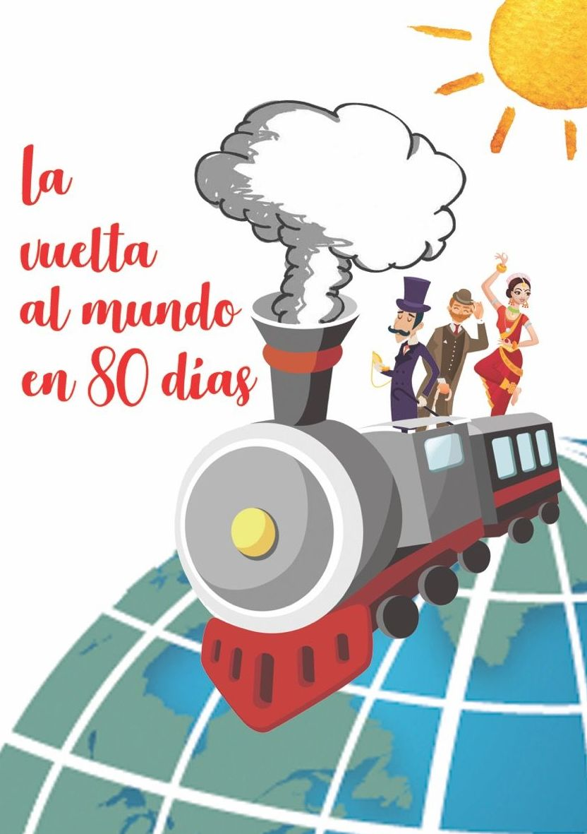 La vuelta al mundo en 80 días, estreno de teatro en Arganzuela, Madrid