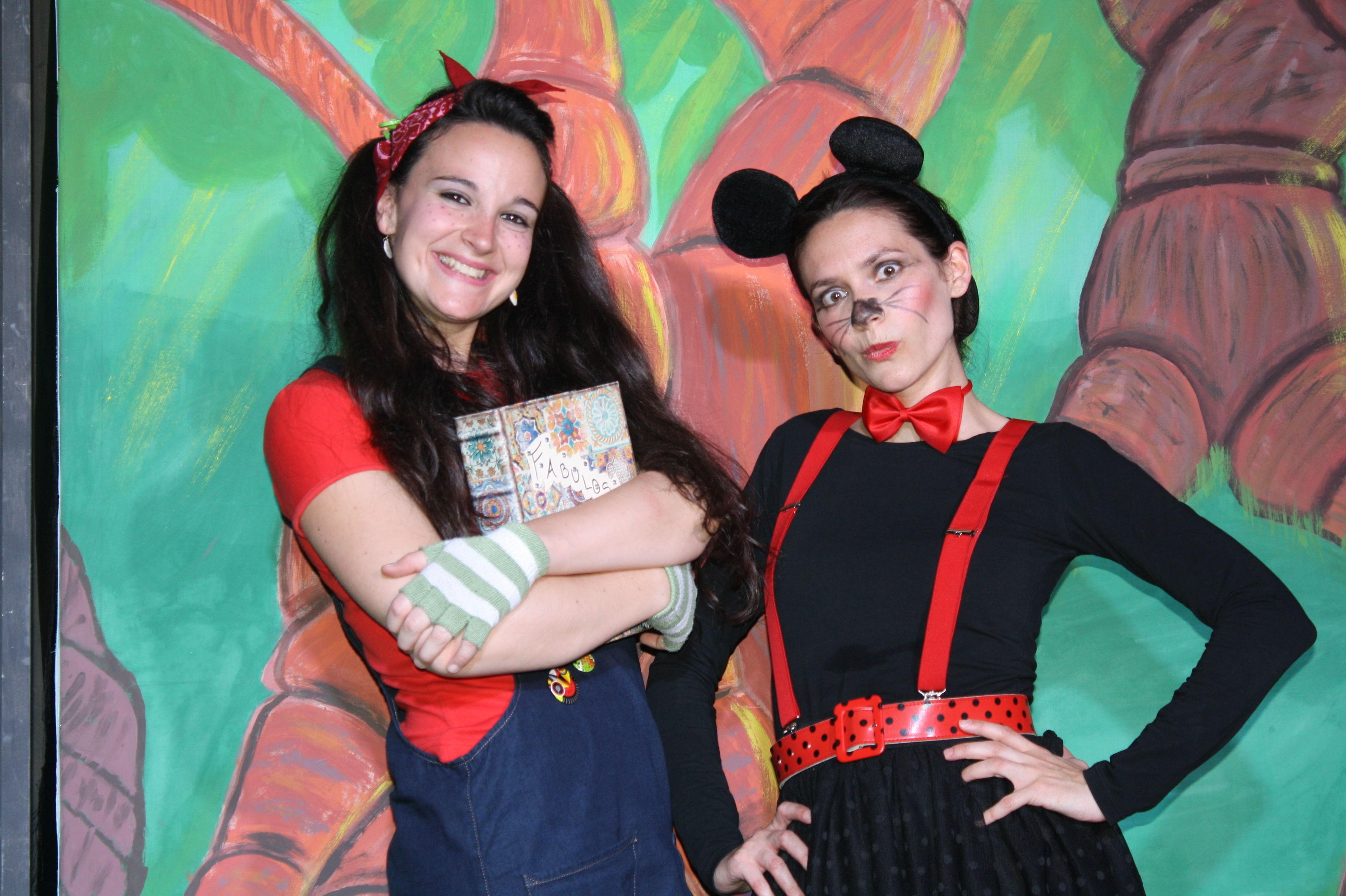 Dorotea y la Ratita te esperan en FABULOSA
