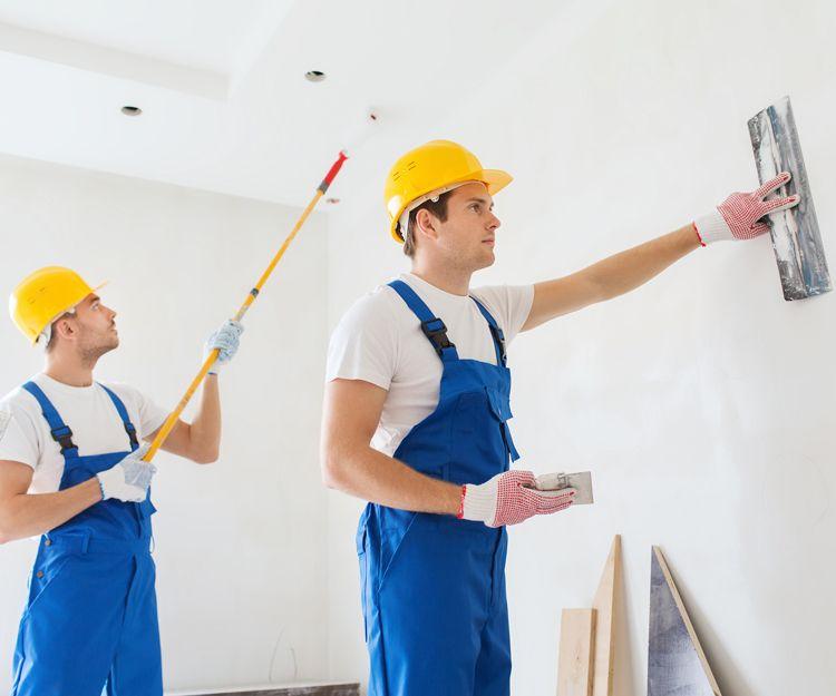 Trabajos de pintura de viviendas en Benidorm