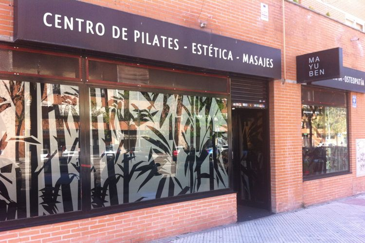 Centro de educación corporal en Alcobendas