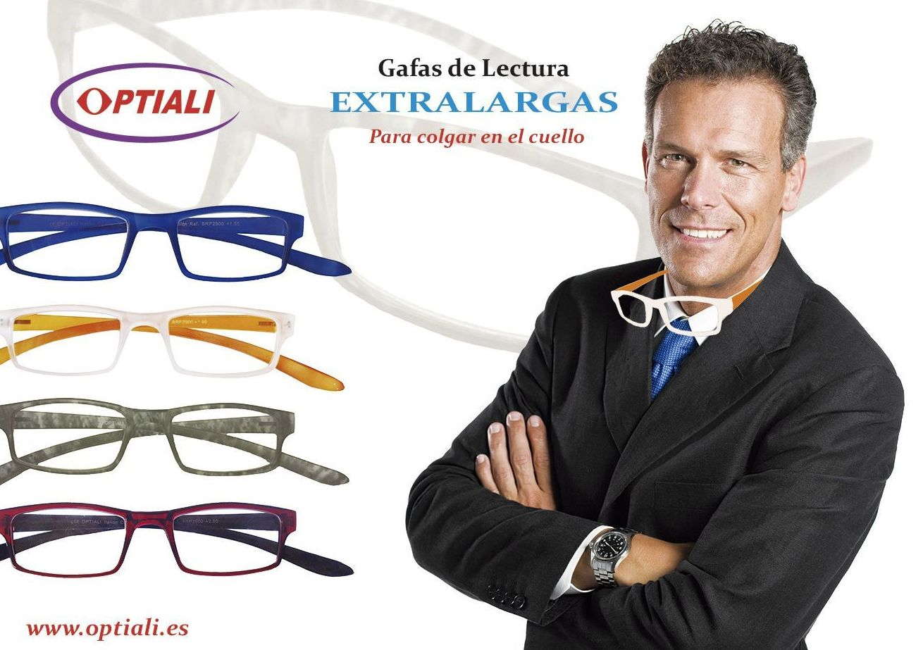 gafas de lectura en Rivas